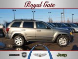 2008 Mineral Gray Metallic Jeep Grand Cherokee Laredo 4x4 #44315528