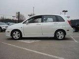 2003 Suzuki Aerio White Pearl