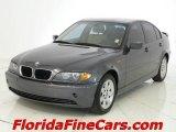 2003 Steel Grey Metallic BMW 3 Series 325i Sedan #4428459