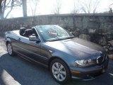 2005 Sparkling Graphite Metallic BMW 3 Series 325i Convertible #4428582