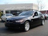 2006 Jet Black BMW 3 Series 325xi Sedan #4425285
