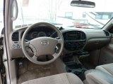 2005 Toyota Tundra SR5 Double Cab 4x4 Dashboard