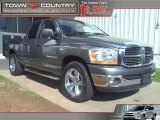 2006 Mineral Gray Metallic Dodge Ram 1500 SLT Quad Cab #44395385
