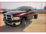 2003 Dodge Ram 3500 SLT Quad Cab 4x4 Dually Chassis Data, Info and Specs
