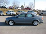 2011 Sterling Grey Metallic Ford Fusion SE #44394607