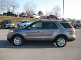 2011 Sterling Grey Metallic Ford Explorer XLT 4WD #44394608