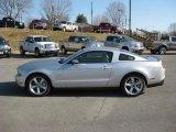 2011 Ingot Silver Metallic Ford Mustang GT Premium Coupe #44394612