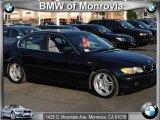 2003 Orient Blue Metallic BMW 3 Series 330i Sedan #44395168