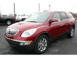 2010 Red Jewel Tintcoat Buick Enclave CXL #44451347