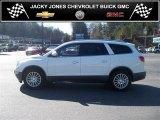 2010 White Opal Buick Enclave CXL AWD #44451618