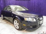 2008 Deep Sea Blue Pearl Effect Audi A4 2.0T Sedan #44451397