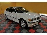 2004 Alpine White BMW 3 Series 325xi Sedan #44509319
