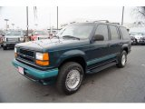 1994 Ford Explorer Deep Emerald Green Metallic