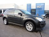 2011 Black Granite Metallic Chevrolet Equinox LT AWD #44511178