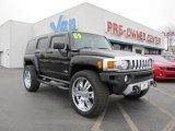 2009 Black Hummer H3  #44511641
