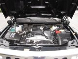 2009 Hummer H3  3.7 Liter Vortec Inline 5 Cylinder Engine