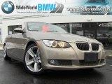 2008 Platinum Bronze Metallic BMW 3 Series 335i Convertible #44508607