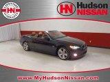 2008 Monaco Blue Metallic BMW 3 Series 335i Convertible #44510008