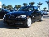 2011 Jet Black BMW 3 Series 335d Sedan #44508626