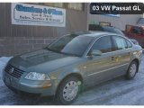 2003 Volkswagen Passat GL Sedan Data, Info and Specs