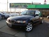 2004 Black Sapphire Metallic BMW 3 Series 325xi Sedan #44511256