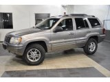 1999 Jeep Grand Cherokee Bright Platinum Metallic