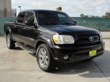 2005 Black Toyota Tundra Limited Double Cab #44511267