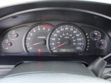 2005 Toyota Tundra Limited Double Cab Gauges