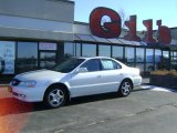 2003 White Diamond Pearl Acura TL 3.2 #44508971