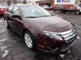 2011 Bordeaux Reserve Metallic Ford Fusion SE #44508988