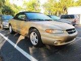 1997 Chrysler Sebring Light Gold Pearl