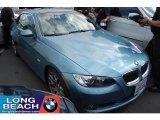 2008 Atlantic Blue Metallic BMW 3 Series 328i Convertible #44511321