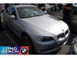 2008 Titanium Silver Metallic BMW 3 Series 328i Convertible #44511322