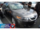2010 Polished Metal Metallic Acura TSX Sedan #44511327