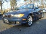 2004 Mystic Blue Metallic BMW 3 Series 330i Convertible #44510613