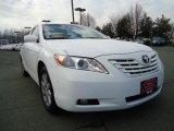 2008 Super White Toyota Camry XLE #44511942