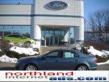 2011 Steel Blue Metallic Ford Fusion SE #44510644