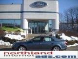 2011 Steel Blue Metallic Ford Fusion SE #44510645