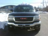 2003 GMC Sierra 2500HD Polo Green Metallic