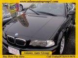 2002 Jet Black BMW 3 Series 330i Convertible #44511410