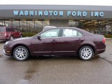2011 Bordeaux Reserve Metallic Ford Fusion SEL V6 #44511416