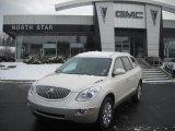 2011 White Diamond Tricoat Buick Enclave CXL AWD #44509089