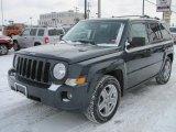 2007 Steel Blue Metallic Jeep Patriot Sport 4x4 #44512251