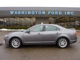 2010 Sterling Grey Metallic Ford Fusion SEL V6 AWD #44511430