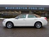 2008 White Suede Lincoln MKZ AWD Sedan #44511435