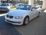 2011 Mineral White Metallic BMW 3 Series 328i Convertible #44510687