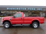 2009 Ford F350 Super Duty XLT Regular Cab 4x4 Data, Info and Specs