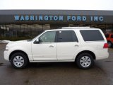 2007 White Chocolate Tri-Coat Lincoln Navigator Ultimate 4x4 #44511441