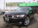 2008 Black Sapphire Metallic BMW 3 Series 328xi Coupe #44509138