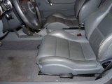 2006 Audi TT Interiors